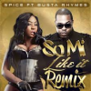 Spice,Behind, the, scenes, of, So, Mi, Like, It,Remix, ft, Busta, Rhymes
